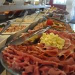 Buffet de Hors d'oeuvres - Restaurant Orion