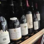 Cave à vins - Restaurant Orion