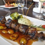 Magret de Canard - Restaurant Orion
