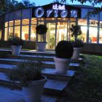 Façade Hôtel Orion