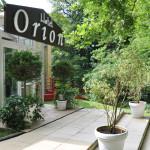 Entrée - Hôtel Orion