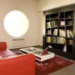 Bibliothèque de l'hôtel Orion