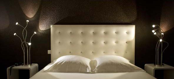 Chambre double Hôtel Diane