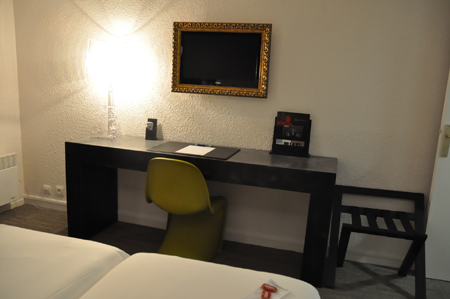 Chambre vue bureau Hôtel Diane < Accueil Hôtels Amnéville