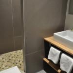 Salle de bain  - Hôtel St Eloy