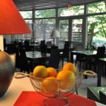 Salle petit déjeuner Hôtel Diane