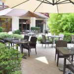 Terrasse Intérieure Restaurant Le Coq'Art