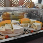 Plateau de fromages - Restaurant Orion