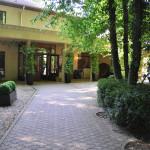 Entrée Hôtel St Eloy