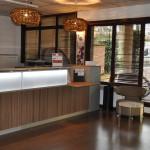 Réception Hôtel St Eloy
