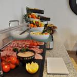 Petit déjeuner Buffet Hôtel Diane