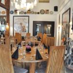 Salle du restaurant le 7ème Art