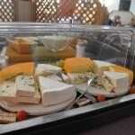 Plateau de fromages - Restaurant Orion